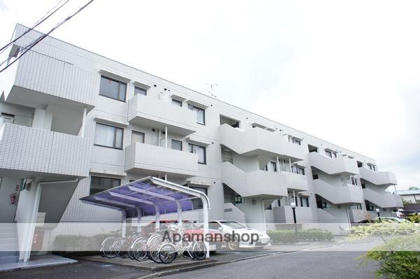 神奈川県川崎市麻生区、柿生駅徒歩22分の築27年 3階建の賃貸マンション