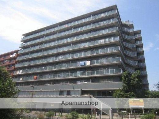 神奈川県横浜市西区、横浜駅徒歩19分の築22年 10階建の賃貸マンション