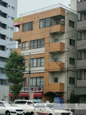 神奈川県横浜市西区、横浜駅徒歩23分の築32年 5階建の賃貸マンション