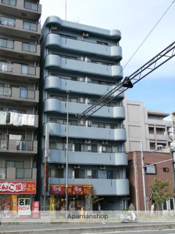 神奈川県横浜市西区、横浜駅徒歩19分の築27年 9階建の賃貸マンション