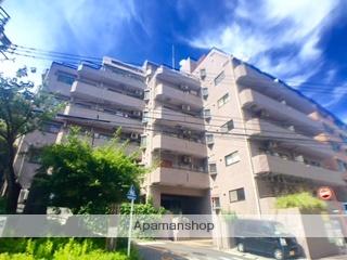 神奈川県横浜市神奈川区、横浜駅徒歩6分の築25年 7階建の賃貸マンション