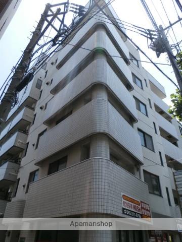 神奈川県横浜市西区、横浜駅徒歩12分の築24年 6階建の賃貸マンション