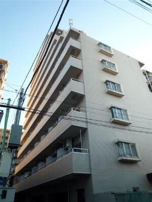 神奈川県横浜市南区、黄金町駅徒歩5分の築27年 11階建の賃貸マンション