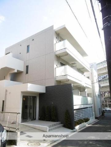 神奈川県横浜市西区、横浜駅徒歩11分の築4年 4階建の賃貸マンション