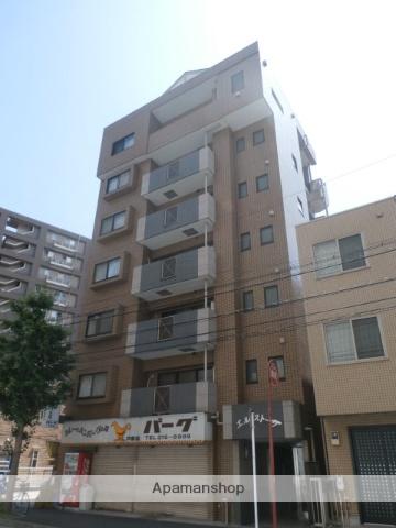 神奈川県横浜市西区、戸部駅徒歩5分の築19年 7階建の賃貸マンション