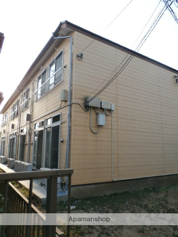神奈川県横浜市西区、黄金町駅徒歩11分の築10年 2階建の賃貸アパート
