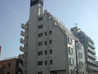 神奈川県横浜市中区、石川町駅徒歩11分の築27年 8階建の賃貸マンション