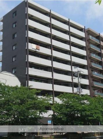 神奈川県横浜市中区、日ノ出町駅徒歩6分の築10年 10階建の賃貸マンション