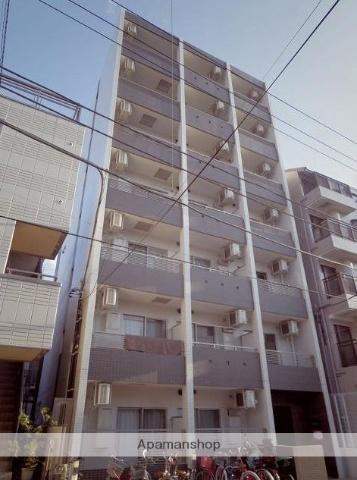 神奈川県横浜市中区、石川町駅徒歩18分の築7年 7階建の賃貸マンション