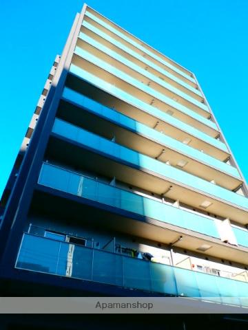 神奈川県横浜市中区、関内駅徒歩12分の築2年 10階建の賃貸マンション