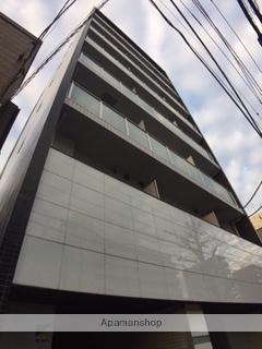 神奈川県横浜市西区、横浜駅徒歩25分の築3年 8階建の賃貸マンション