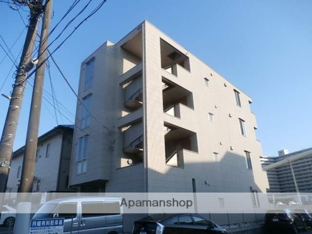 神奈川県横浜市西区、横浜駅徒歩26分の築4年 4階建の賃貸マンション