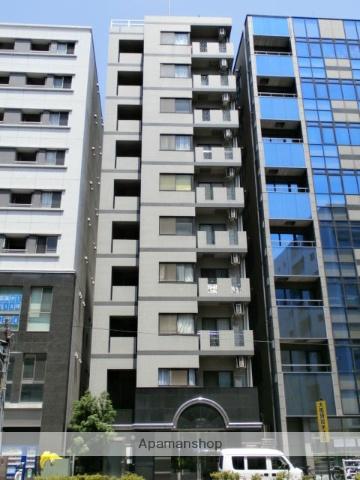 神奈川県横浜市西区、横浜駅徒歩24分の築17年 10階建の賃貸マンション
