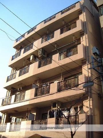 神奈川県横浜市神奈川区、横浜駅徒歩9分の築21年 6階建の賃貸マンション