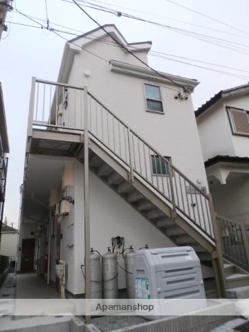 神奈川県横浜市神奈川区、妙蓮寺駅徒歩12分の築3年 2階建の賃貸アパート