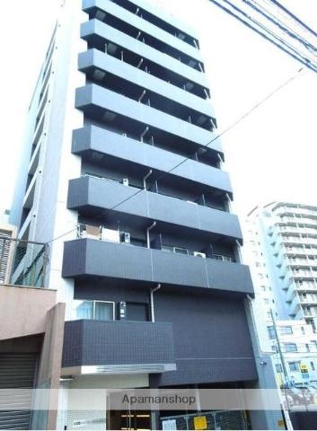 神奈川県横浜市中区、関内駅徒歩18分の築4年 11階建の賃貸マンション