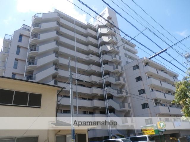 神奈川県横浜市西区、横浜駅徒歩17分の築28年 11階建の賃貸マンション