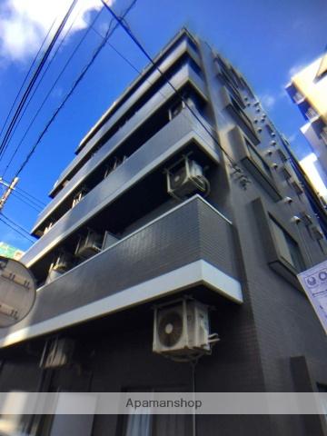 神奈川県横浜市西区、横浜駅徒歩15分の築17年 8階建の賃貸マンション