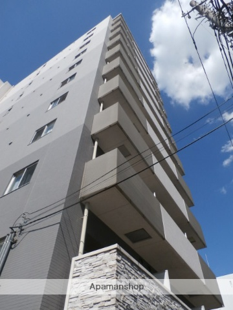 神奈川県横浜市西区、横浜駅徒歩26分の築12年 11階建の賃貸マンション