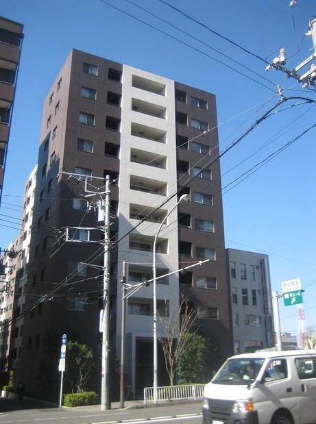 神奈川県横浜市西区、横浜駅徒歩20分の築4年 11階建の賃貸マンション