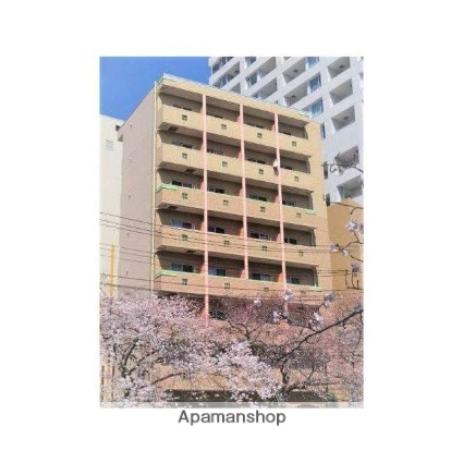 神奈川県横浜市中区、日ノ出町駅徒歩2分の築10年 8階建の賃貸マンション