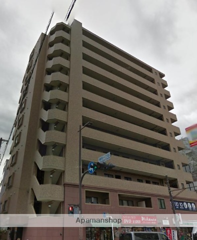 神奈川県横浜市中区、関内駅徒歩7分の築16年 11階建の賃貸マンション
