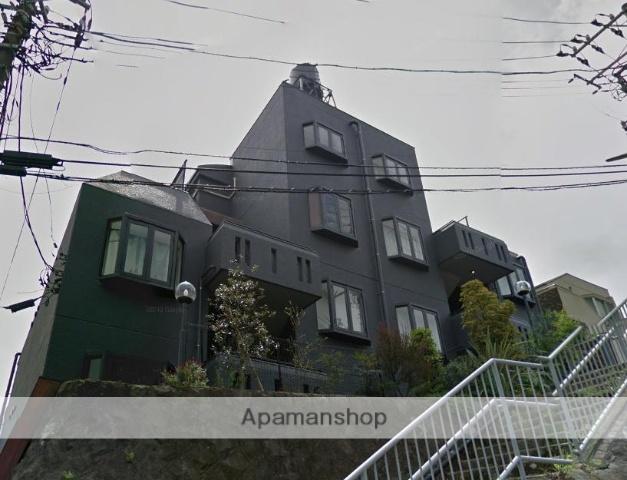 神奈川県横浜市西区、横浜駅徒歩38分の築36年 4階建の賃貸マンション