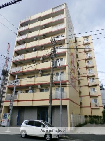神奈川県横浜市西区、横浜駅徒歩23分の築24年 9階建の賃貸マンション