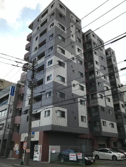 神奈川県横浜市西区、横浜駅徒歩26分の築10年 10階建の賃貸マンション