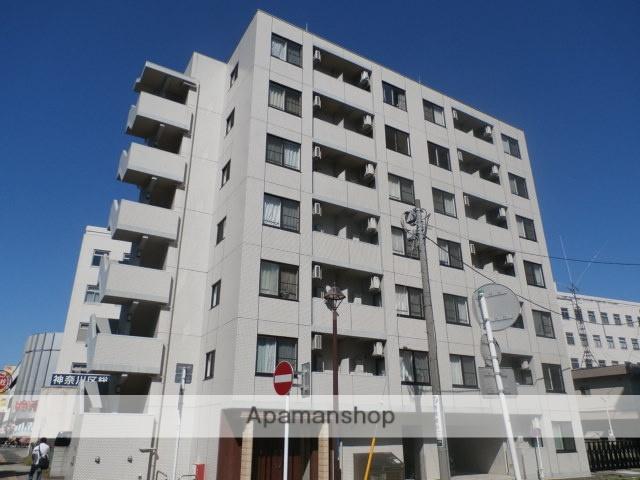 神奈川県横浜市神奈川区、東神奈川駅徒歩8分の築11年 7階建の賃貸マンション