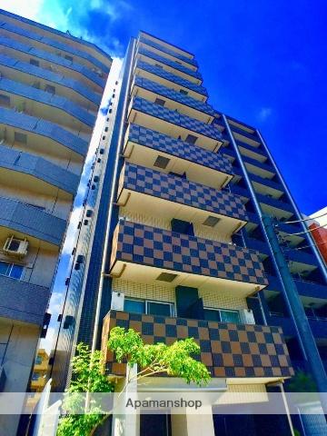 神奈川県横浜市西区、横浜駅徒歩9分の築4年 10階建の賃貸マンション