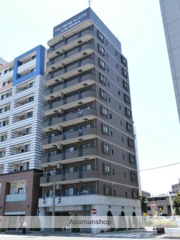 神奈川県横浜市西区、横浜駅徒歩16分の築8年 11階建の賃貸マンション