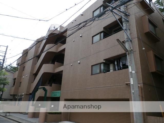 神奈川県横浜市西区、横浜駅徒歩22分の築26年 5階建の賃貸マンション