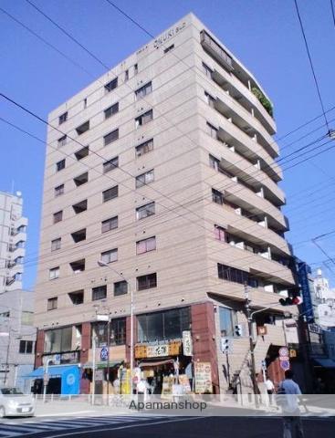 神奈川県横浜市中区、桜木町駅徒歩5分の築28年 10階建の賃貸マンション