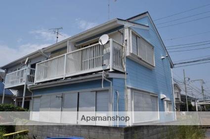 神奈川県藤沢市、鵠沼海岸駅徒歩15分の築27年 2階建の賃貸アパート