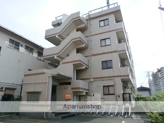 神奈川県横浜市西区、横浜駅徒歩28分の築14年 4階建の賃貸マンション