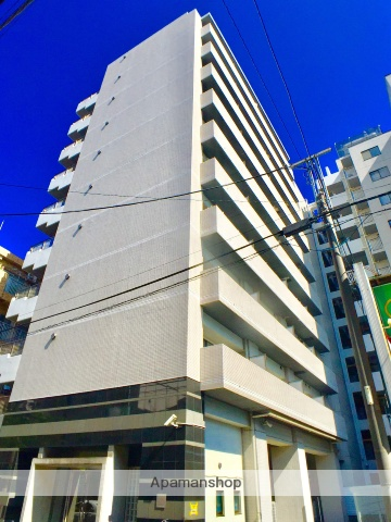 神奈川県横浜市南区、南太田駅徒歩6分の築10年 10階建の賃貸マンション