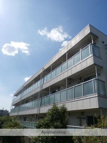 神奈川県横浜市西区、横浜駅徒歩12分の築2年 3階建の賃貸マンション
