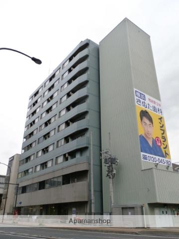 神奈川県横浜市神奈川区、東神奈川駅徒歩1分の築16年 10階建の賃貸マンション