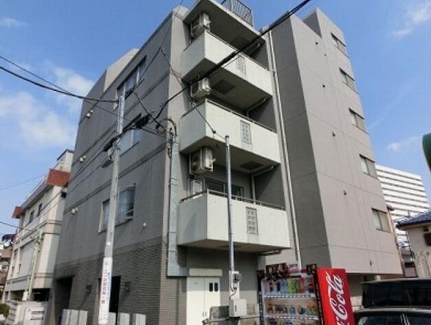 神奈川県横浜市西区、横浜駅徒歩7分の築14年 6階建の賃貸マンション
