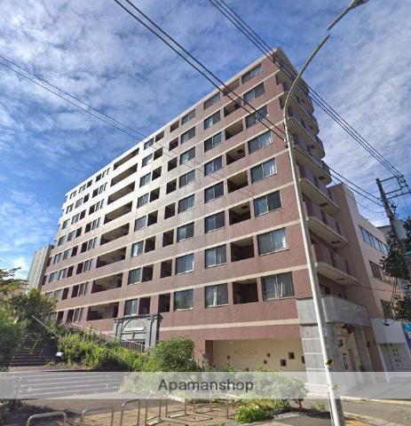 神奈川県横浜市西区、横浜駅徒歩7分の築6年 9階建の賃貸マンション
