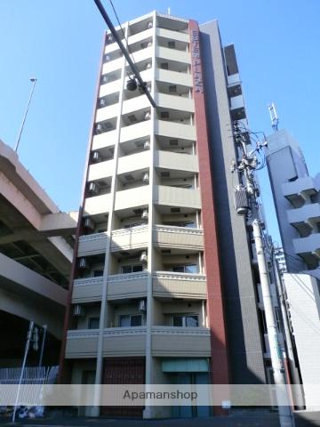 神奈川県横浜市中区、石川町駅徒歩3分の築9年 11階建の賃貸マンション
