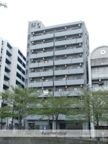 神奈川県横浜市中区、日ノ出町駅徒歩8分の築18年 10階建の賃貸マンション
