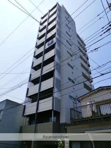 神奈川県横浜市西区、横浜駅徒歩19分の築7年 11階建の賃貸マンション