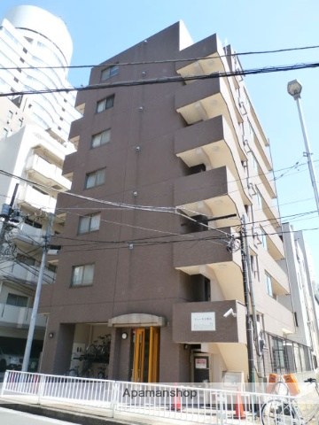 神奈川県横浜市西区、横浜駅徒歩5分の築16年 7階建の賃貸マンション