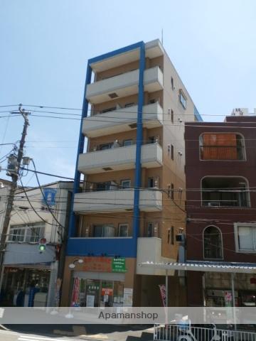 神奈川県横浜市西区、横浜駅徒歩11分の築8年 6階建の賃貸マンション