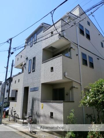 神奈川県横浜市西区、横浜駅徒歩20分の築9年 3階建の賃貸アパート