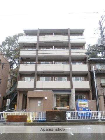 神奈川県横浜市西区、横浜駅徒歩13分の築1年 7階建の賃貸マンション