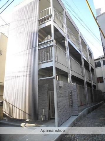 神奈川県横浜市西区、横浜駅徒歩21分の築1年 3階建の賃貸アパート