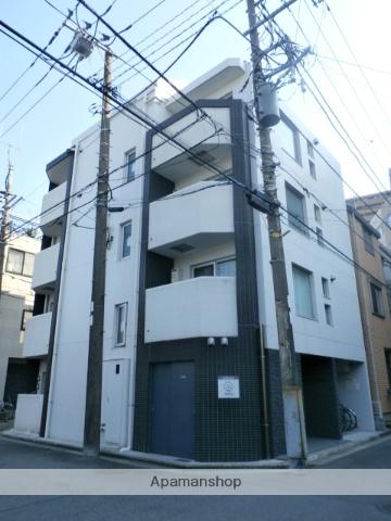 神奈川県横浜市神奈川区、横浜駅徒歩28分の築4年 5階建の賃貸マンション